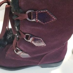 Sporto Shoes - |Sporto| Pixie Suede Winter Boots sz-7.5 NWT